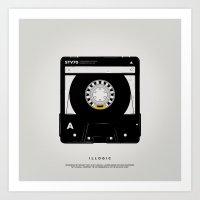 STV - Illogic A02 Art Print