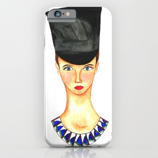 Soldier Girl iPhone & iPod Case