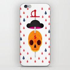 Bull's Revenge iPhone & iPod Skin