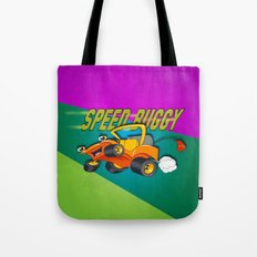 Speed Buggy Tote Bag