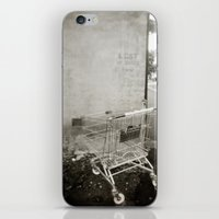 { lost } iPhone & iPod Skin