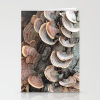 Fungi III Stationery Cards