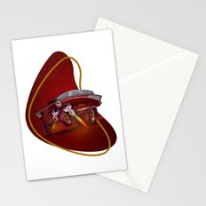 57 Nomad Really Mad Stationery Cards