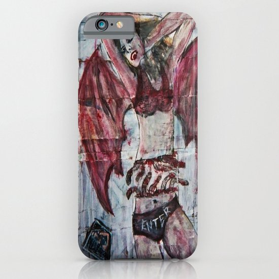 SEXY MANANANGGAL iPhone & iPod Case