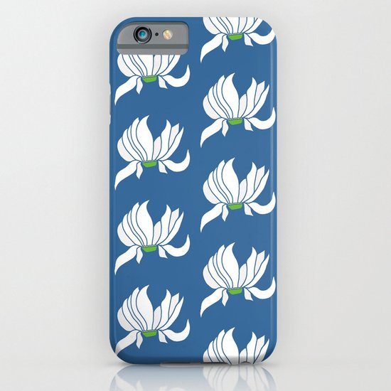 WHITE LILY iPhone & iPod Case