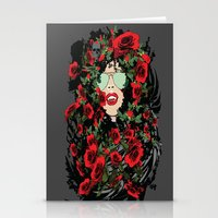 Sweet Vampire Stationery Cards