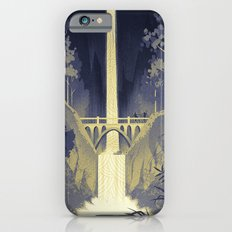 Multnomah Falls iPhone 6 Slim Case