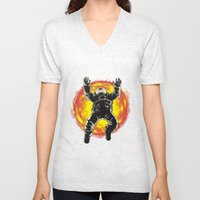 Lost In The Space Unisex V-Neck