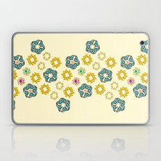 hippie butterfly Laptop & iPad Skin