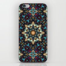 Abstract Cathedral Kaleidoscope iPhone & iPod Skin