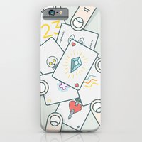 It Wasn't In the Cards iPhone 6 Slim Case
