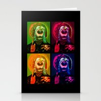 Cyclops JJJJesus Stationery Cards