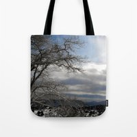 Winter in Spring Tote Bag