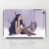 Little Feather iPad Case