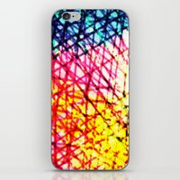 Vibrant Summer  iPhone & iPod Skin