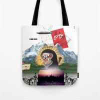 Broad Horizon Tote Bag