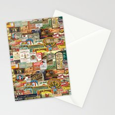 Labels Stationery Cards