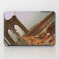 Brooklyn Bridge  iPad Case