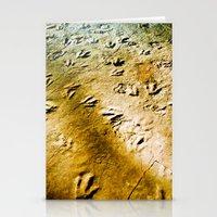 Eubrontes Giganteus Stationery Cards