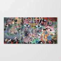 The Insider Canvas Print