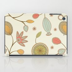 Mehndi Flower iPad Case