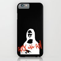 Mona Rock iPhone 6 Slim Case