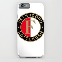 iPhone & iPod Case featuring Feyenoord Rotterdam by The Voetbal Factory