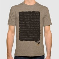 Ligthning Strike | Rath Mens Fitted Tee Tri-Coffee SMALL