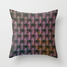 They're Piling Up Throw Pillow