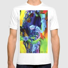 The Offering Mens Fitted Tee White SMALL