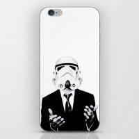 GQ Trooper iPhone & iPod Skin