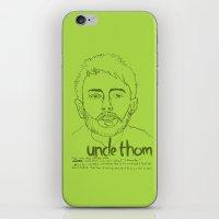 Uncle Thom iPhone & iPod Skin