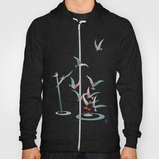 The Red Fish Hoody