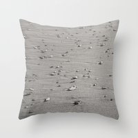 What Remains Throw Pillow