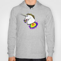 HOMOPHOBIA KILLS UNICORN… Hoody