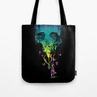 THE FORBIDDEN BUTTERFLIE… Tote Bag