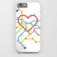 Home Where The Heart Is iPhone 6 Slim Case