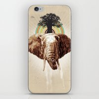 Glue Network Print Serie… iPhone & iPod Skin