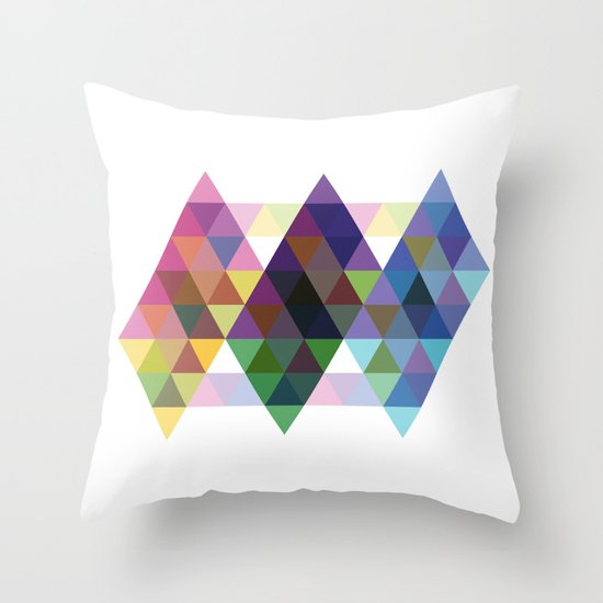 Fig. 034 Throw Pillow