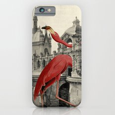 NUMBER 17 (FLAMINGO) iPhone 6s Slim Case