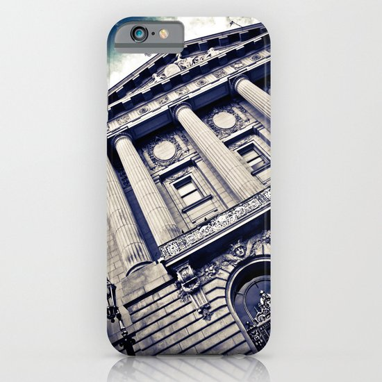 The Hall iPhone & iPod Case