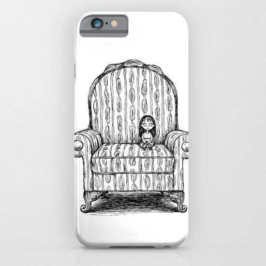 Big Chair iPhone & iPod Case