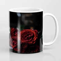 my love is like a red, red rose Mug