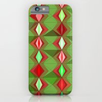 iPhone & iPod Case featuring Waterbomb Holiday Colors by Ruben Alexander