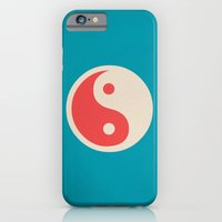 Yin And Yang iPhone 6 Slim Case
