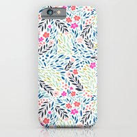 Teeny Tiny Floral iPhone 6 Slim Case