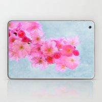 Cherry Blossom (in Memor… Laptop & iPad Skin