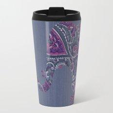 Paisley Elephant Travel Mug