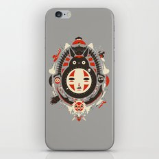 A New Wind iPhone & iPod Skin