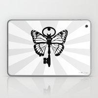 The Key Of Liberty (自… Laptop & iPad Skin